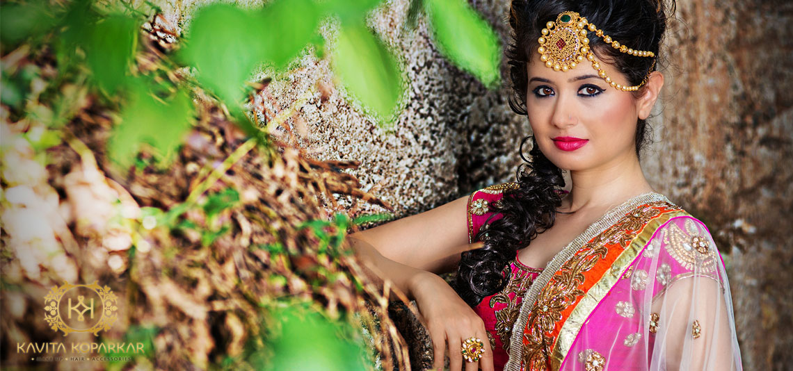 Kavita Koparkar - Bridal Makeup Artist in Pune India